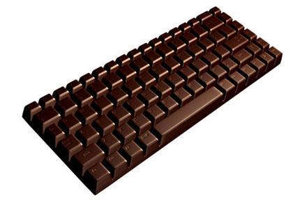 """Le clavier qui fait """"scrunch"""""""