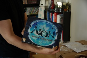 Coffret Collector AION